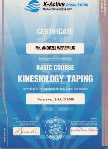 5kinesiology taping